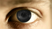 Eye's of black witches