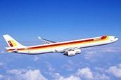 Das Flugzeug nach Fuerteventura fährt um 06:35 Uhr