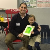 Thank you to Jonathan Ganz for being our mystery reader!!