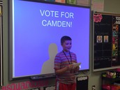 Vote for Camden!
