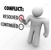 Resolved Conflict
