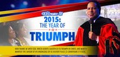 2015: the year of triumph