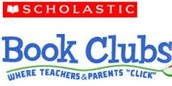 Scholastic Book Orders due October 9th