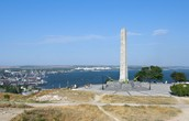Kerch obelisk on Mount Mithridates