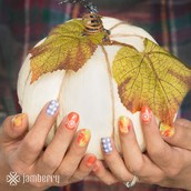 Decorate Your Nails for Fall