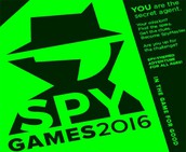 Spy Games Event at Collin Creek Mall