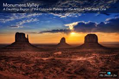 The Monument Valley Plateau is what all these images are