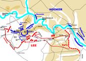 Robert E. Lee's Battle Map