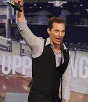 Matthew McConaughey thinks its awesome