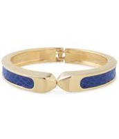 AVAILABLE Emerson Bangle Blue $59 now 23