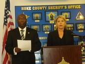 Hoke county Government!
