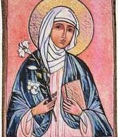 Medieval Art of Catherine of Siena