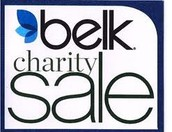 Belk's Charity Sale: The Spirit of Giving!