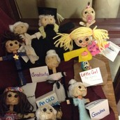 Mrs. Dubois's Reading Class