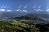 #3. Himalayan range
