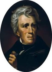 *~ a reason Andrew Jackson is our hero !~*