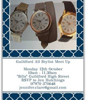 Guildford Stylist Meet-Up