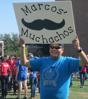 Uncle Ric Proud Muchacho!