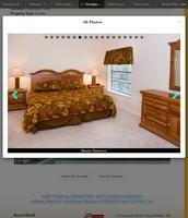 King size solid wood headboard $150 OBO