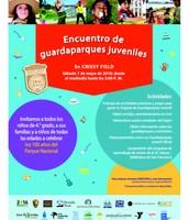 Junior Ranger Jamboree Flier in Spanish
