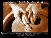 Word of the Week - KINDNESS