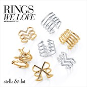 Fun and (sometimes) Stackable Rings