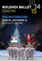 "The Nutcracker Performed by the Bolshoi Ballet in our own ""Backyard"""