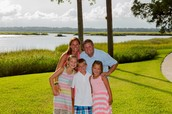 Meet one of our LSL Waterski club families:  The Bryants