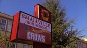 Smallville has First-Class Schools.