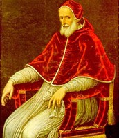 A Pope from the Reformation Period