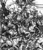 The Four Horsemen of the Apocalypse 1494