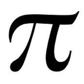 Symbol of Pi