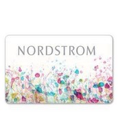 Win a $50 Nordstrom gift card!