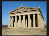 Create a building using knowledge of Ancient Greece