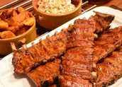 saber tooth ribs