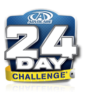 24-day challenge