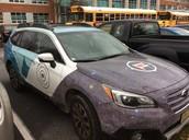 Google Expeditions Car at WFMS