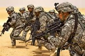 Going into war!