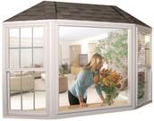 Stylish Bay Windows by Lordship Windows Ltd.