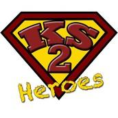 Year 6 Heroes
