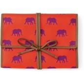 Bring It Jewelry Roll - Elephant