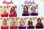 royals and rabels