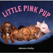 Little Pink Pup ~ Johanna Kerby
