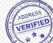 Address Verification: CHANGE for 2016