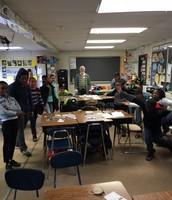 Classroom Visits