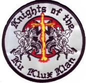 The badge of the Klan.