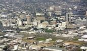 View of Fresno.