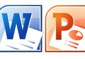 Microsoft Word & PowerPoint