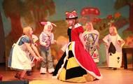 Alice In Wonderland Fall 2012
