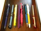 Pens, Pencils, Highlighers